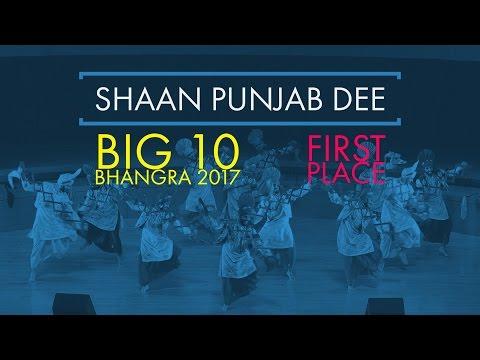 Xxx Mp4 Shaan Punjab Dee First Place Big 10 Bhangra 2017 3gp Sex