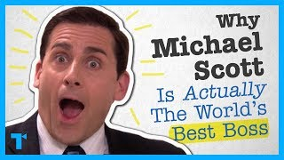 The Office: Why Michael Scott is Actually the World