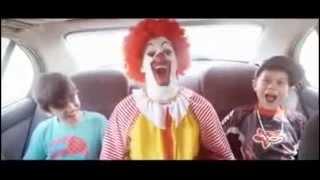 Fun with Ronald McDonald