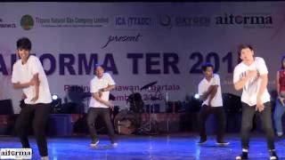 O aini phuisa... Dance performance by KHERENGBAR   aitorma ter 2015