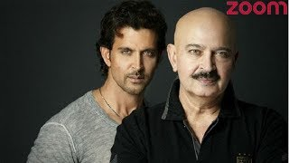 Hrithik Roshan Having Differences With Daddy Rakesh Roshan? | Bollywood News