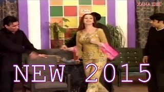 AIVIN AIVIN - FULL NEW 2015 PUNJABI STAGE DRAMA