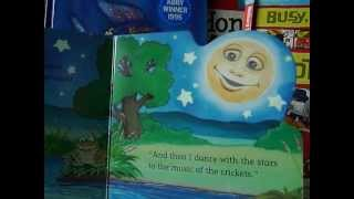 Children Story Book Reading - Luna's Night (Bear in the Big Blue House), written by Kiki Thorpe