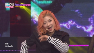 Show Champion EP.215 H.U.B - Girl in Black