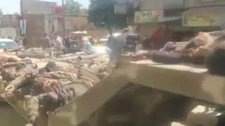 هلاکت رسیدن داعشی ها مرز کردستان