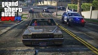 GTA SAPDFR - DOJ 2 - Multi-Agency Pursuit (Criminal)