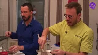 La recette du pain d'épice par Julien Bourin du meilleur pâtissier de M6