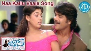 Boss Movie Songs - Naa Kallu Vaale Song - Nagarjuna - Nayantara - Poonam Bajwa - Shriya