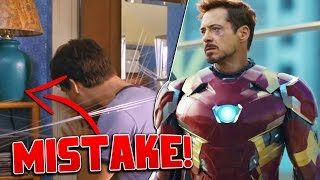 10 Mistakes In Movies You CANT Unsee!