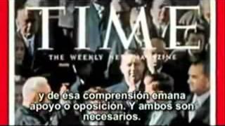 El Presidente contra la prensa. El discurso que le costó la vida a John F. Keneddy.