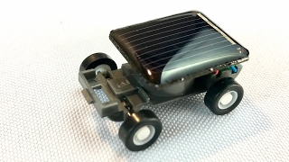 LanLan World's Smallest Solar Powered Car (Educational Toy) review