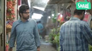 Shiddhantohinota || মাছ ক্রেতা আরফান নিশো || Funny natok scene