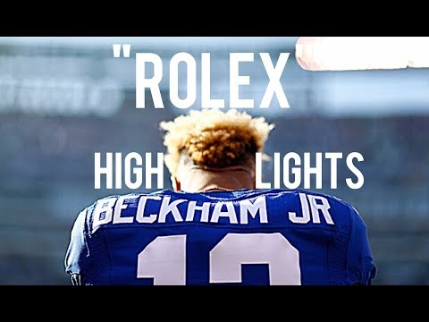 Odell Beckham Jr. NFL Highlights
