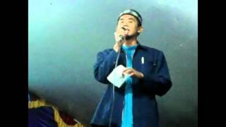 Cara Jadi MC Rajaban 1437 H Bahasa Sunda