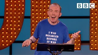 Britains Got Talent winner has audience LITERALLY crying with laughter 😂 | Live At The Apollo - BBC