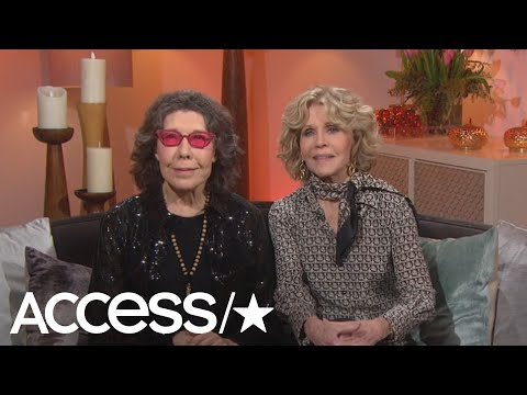 Xxx Mp4 Jane Fonda Jokes She Never Leaves The House Without Adult Diapers Access 3gp Sex