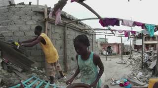 360°-Video: Haiti in der Krise