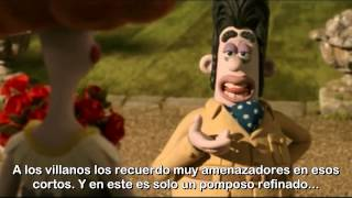 Dreamworks-uary - Wallace & Gromit: Curse of the Were-Rabbit (Spanish subs)