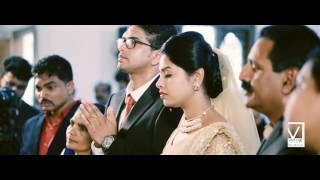 The most beautiful Kerala christian wedding highlights 2016  DEIN & DENNA Vintage Frames 9961886946