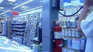 Mommy Im Lost- Walmart Intercom Pranks