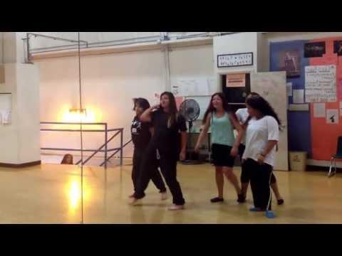 My choreography