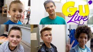 VLOG - Making-of Émission GU'LIVE avec Swan, Néo, Joan, Max & Mango - Partie 1/3