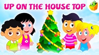 Up On the House Top♫🔔❄Popular Christmas Songs♫🔔❄ Christmas Children Carols ♫🔔❄ By Magicbox