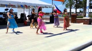 Philippines Hawaiian Dance