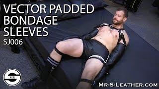 Vector Padded Bondage Sleeve