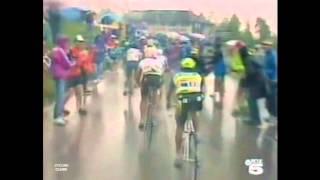 Giro d'Italia 1993 - Passo Pordoi / Passo di Campolongo