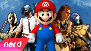 The 2017 Gaming Rap Up | #NerdOut | The Best Games of 2017