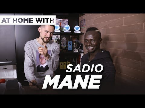 Xxx Mp4 At Home With Sadio Mane Guided Tour THAT Everton Goal And More With VUJ 3gp Sex