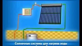 Солнечные коллектора для нагрева воды своими руками 376