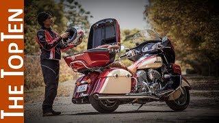 The Top Ten Best Touring Motorcycles