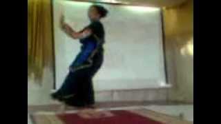 Natural Dance Talent-Sara (Phela Boishakh Fastival-BD Community, Libya).3gp
