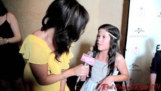 "Jenna Ortega ""Mary Ann"" at The Little Rascals Save the Day Movie Premiere @Jenna09713733"
