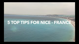 Top 5 Things To Do In Nice - The French Riviera - Travel Guide