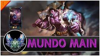 Mundo -  Dr.Mundo Main Compilation | 2.01Million Mastery Points - League of legends