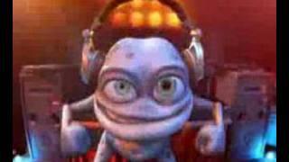 DJ Crazy frog animation