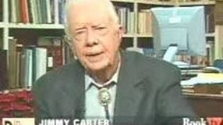President Carter, Mearsheimer and  WaIt and The Israel Lobby