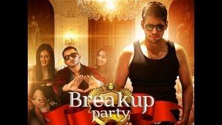 Breakup Party - Music launch @ Club Aks - Dubai
