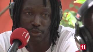 Ismaël Isaac répond à Claudy Siar - Couleurs tropicales