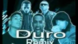 Mc Caco Ft La Liga, Don Omar, Arcangel Y Daddy Yankee   Duro Remix