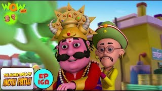 Motu Patlu Aur Yamraj - Motu Patlu in Hindi