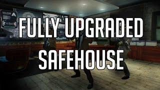 [Payday 2] Fully Upgraded Safehouse