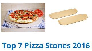 7 Best Pizza Stones 2016