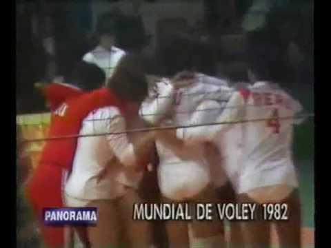 Reportaje del olvido de las subcampeonas mundiales de 1982 parte 1