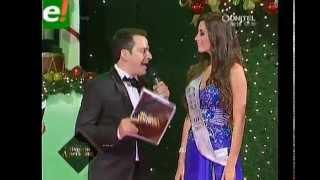 Reina Hispanoamericana 2013 - preguntas a las 8 finalistas