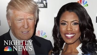Omarosa's Exit Raises Questions About White House Diversity | NBC Nightly News