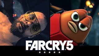 Killer Bean Plays FAR CRY 5 - Part 1